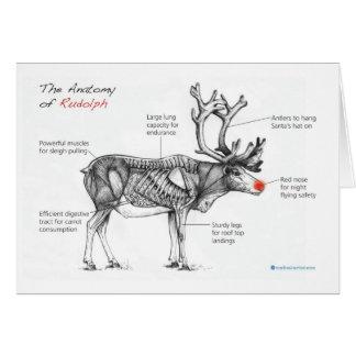 Anatomía de la tarjeta de Navidad
