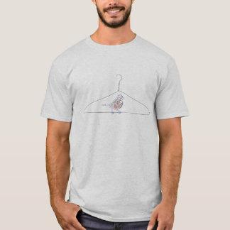 Anatomía del pájaro camiseta