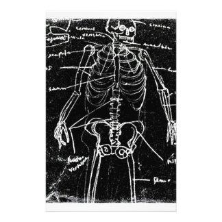 anatomía esquelética humana de Tokio del yaie Papelería