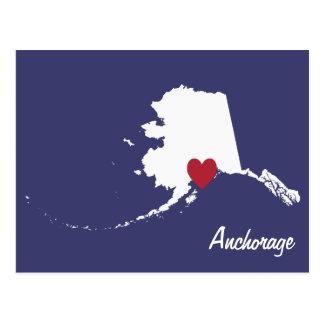 Anchorage Alaska Postal