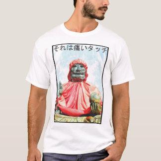 anciana curandera japonesa camiseta