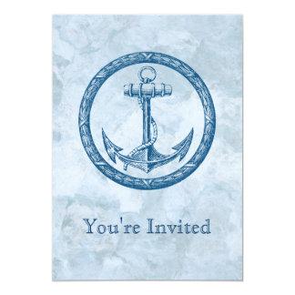 Ancla Invitación 12,7 X 17,8 Cm