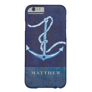 Ancla náutica del barco, navegando el mar del funda barely there iPhone 6