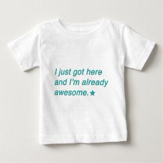 andimalreadyawesome.png camiseta