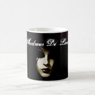 Andrew De León - taza de café oficial del empeine