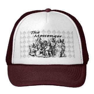 Anfitriones del gorra de encargo V1 de los ángeles