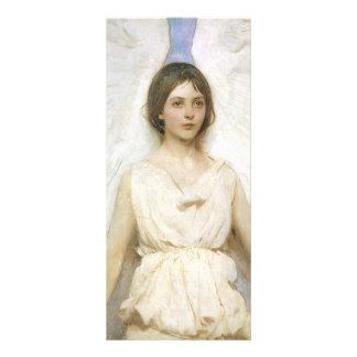 Ángel de Abbott Thayer, bella arte del Victorian Lonas Personalizadas