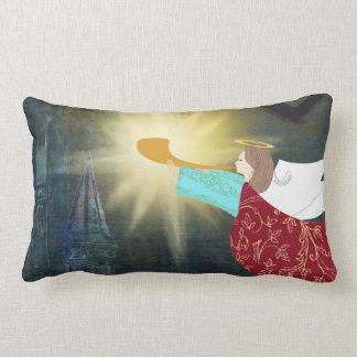 Ángel de la almohada de la paz
