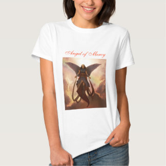 Ángel de la misericordia camiseta