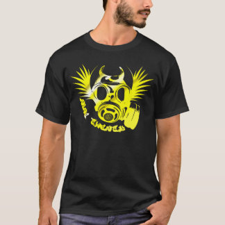 Ángel de la pintada camiseta