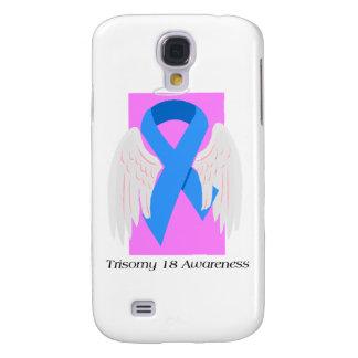 Ángel del chica del Trisomy 18 Funda Samsung S4