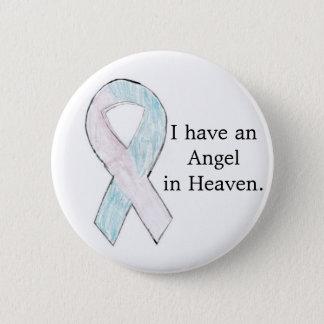 Ángel en botón del cielo