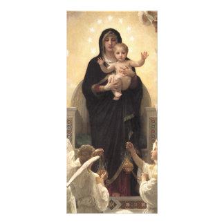 Ángeles del Victorian, Regina Angelorum por Folleto Publicitario 10 X 22,8 Cm