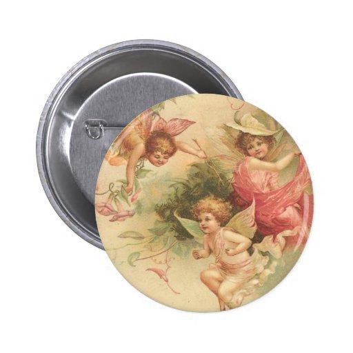 ángeles del vintage pin