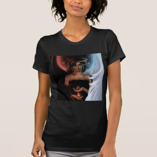 Ángeles y demonios camiseta