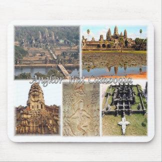 Angkor Wat Camboya Alfombrilla De Ratón
