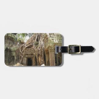 Angkor Wat Camboya Etiquetas Bolsas