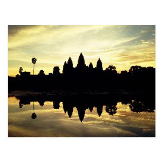 Angkor Wat, Camboya - postal