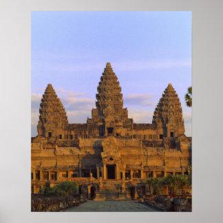 Angkor Wat, Camboya Póster