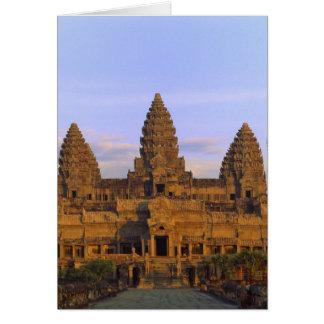 Angkor Wat, Camboya Tarjeta De Felicitación