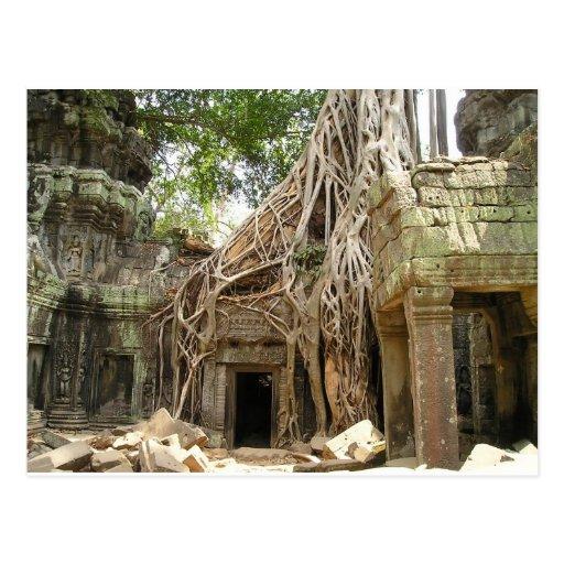 Angkor Wat Camboya Postal