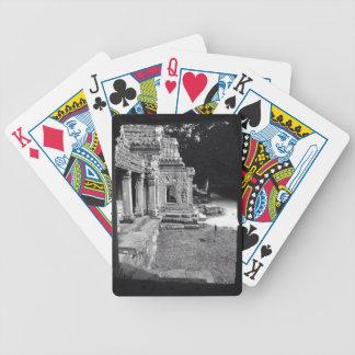 Angkor Wat Baraja Cartas De Poker