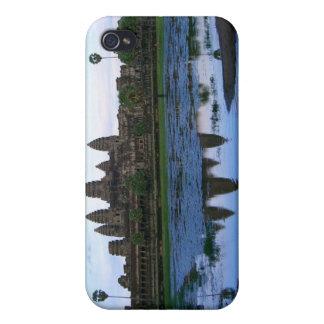 Angkor Wat iPhone 4 Carcasas