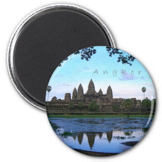 Angkor Wat Imán Redondo 5 Cm