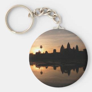 Angkor Wat Llaveros Personalizados