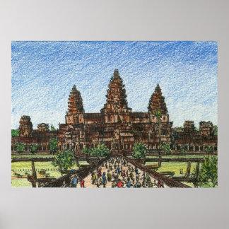 Angkor Wat Impresiones