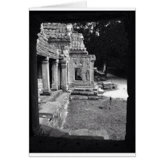 Angkor Wat Tarjetón