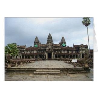 Angkor Wat Tarjeta De Felicitación