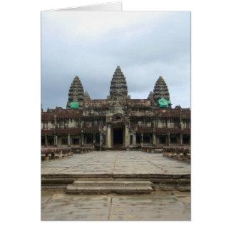 Angkor Wat Tarjetas