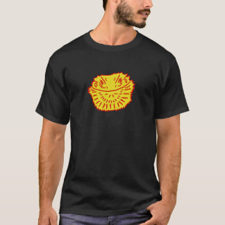 Angry Bearded Dragon Camiseta