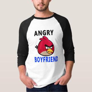 Angry Boyfriend T-shirt
