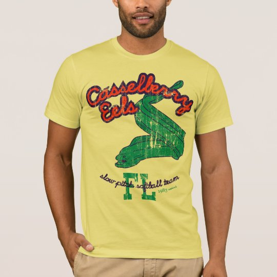 Anguilas de Casselberry Camiseta