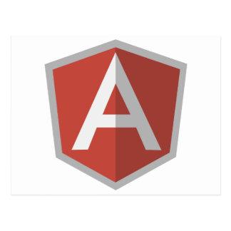 AngularJS Escudo Logotipo