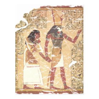 Ani y Horus Postal