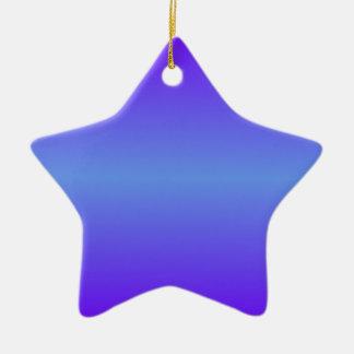 Añil azul y eléctrico del Cornflower horizontal Ornatos