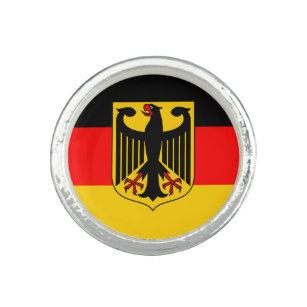 Anillo Bandera de Alemania