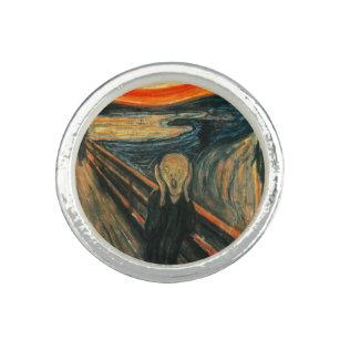Anillo Edward Munch
