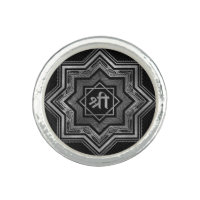 Estrella de plata de Lakshmi - de Ashthalakshmi y