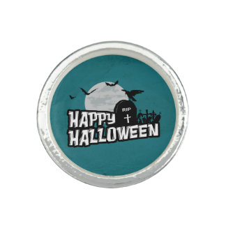 Anillo Feliz Halloween