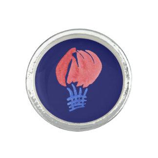 Anillo redondo del balón de aire