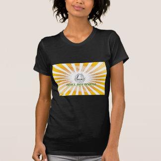 anillos de espuma amarillos logo.JPG del muchacho Camiseta