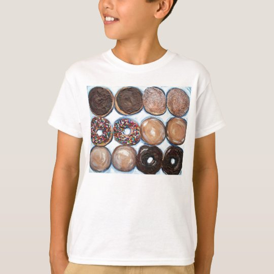 Anillos de espuma deliciosos camiseta