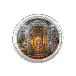 Anillos St. Maria de Dominikanerkirche de la Rotonda