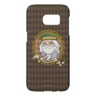 Animado Dumbledore Funda Samsung Galaxy S7