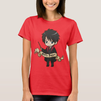Animado Harry Potter Camiseta