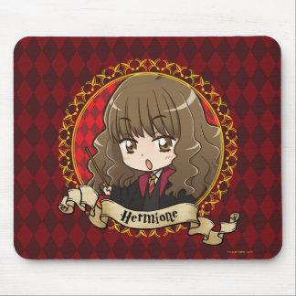 Animado Hermione Granger Alfombrilla De Ratón